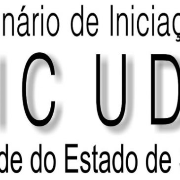 Participation in the Seminar of Scientific Initiation of ESAG UDESC 2018